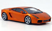 Lamborghini Gallardo   kupfer noirees interieur Look Smart 1/43