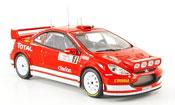 Peugeot 307 WRC  no. 7 montecarlo IXO