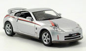 Nissan 350Z miniature JGTC Z Nismo S Tune grise metallisee