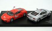 Ferrari 360 Modena  set loeb alesi 2004 Red Line