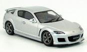 Mazda RX8 Speed RX 8 gray 2004