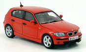 Bmw 114 miniature E87 i rouge 2005