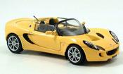 Lotus Elise 111S yellow