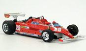 Ferrari 126 1981 CK turbo no.28 d.pironi gp monte carlo