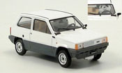 Miniature Fiat Panda   30 on Board 1980