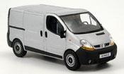 Renault Trafic   dci 100 grise metalliseegrise kastenwagen Norev