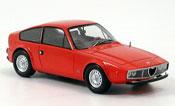 Alfa Romeo Junior Z 1300 rosso 1970