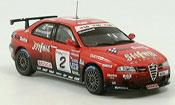Alfa Romeo 156 GTA ETCC miniature no.2 giovanardi 2004