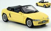 Honda Beat yellow Verdeck liegt bei