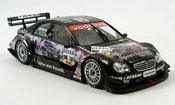 Mercedes Classe C   Vodafone AMG Hakkinen DTM 2005 Minichamps