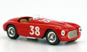 Ferrari 166 1950 spyder silverstone a.ascari