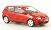 Volkswagen Polo 2005 red