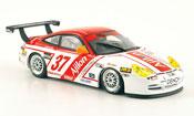 Porsche 996 GT3 Cup  Matos Fitzger. Assent. Longhi Daytona 2005 Minichamps