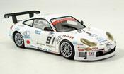 Porsche 996 GT3 RSR Spa Yamagishi Caffi Pompidou 2005