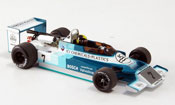 Bmw F1 miniature 1979 March 792 F2 D.Daly avec Motonachbildung