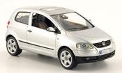 Volkswagen Fox grigio metallizzato avec lenkung 2005