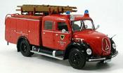 Magirus TLF 16 Merkur vigile del fuoco Aachen