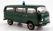 Combi bus t2a police