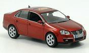 Volkswagen Jetta red 2005
