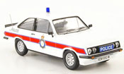 Ford Escort RS 2000 miniature Merseyside Police police