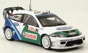 Ford Focus RS WRC  MonteCarlo Gardemeister Honkanen 2005