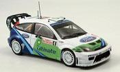 Ford Focus RS WRC MonteCarlo Kresta Tomanek 2005