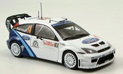 Ford Focus RS WRC MonteCarlo Warmbold Connolly 2005
