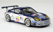 Miniature Porsche 996 GT3 RSR  LM  Hindery Rockenfeller Bernhard 2005