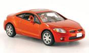 Mitsubishi Eclipse   orange 2005 Norev