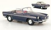 Renault Floride miniature bleu 1958