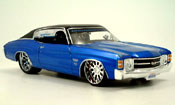 Chevrolet Chevelle 1971 SS454 prorodz tuningcar blue