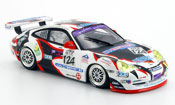 Miniature Porsche 996 GT3 Cup  Vanbellingen Fumal Geoffroy 24h Spa 2005