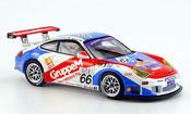 Porsche 996 GT3 Cup  Lieb Rockenfeller Luhr 24h Spa 2005 Minichamps