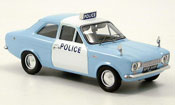 Escort MK1 police