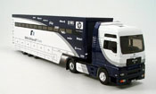 Bmw F1 2005 MAN TG XXL Williams Truck 2005