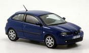 Seat Ibiza blue