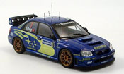 Subaru Impreza WRC solberg mills rally tour de corse 2004