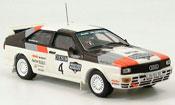 Audi Quattro No. 4 Sieger Janner Rallye