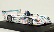 Audi R8 2005  No. 2 3er Le Mans IXO