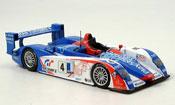 Audi R8 2005  No.4 4er Le Mans IXO