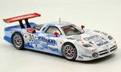 Nissan R390 miniature GT1 Clarion No. 30 Le Mans 1998