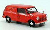 Morris Mini Van miniature Royal Mail 1965