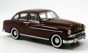 Ford Vedette miniature marron 1954