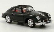 Porsche 356 1952 Coupe neroe geoffnetes Schiebedach