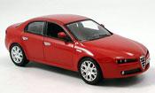 Alfa Romeo 159 rosso 2005