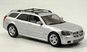 Dodge Magnum 2006  R T grise metallisee Norev 1/43