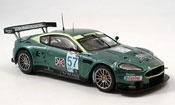 Aston Martin DBR9 miniature no. 57 brabham sieger sebring 2005