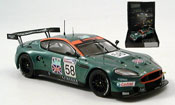 Aston Martin DBR9 miniature no. 58 enge kox lamy le mans 2005