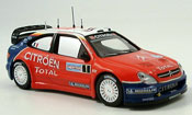 Citroen Xsara WRC 2005 no.1 loeb elena sieger rally italien