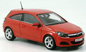 Opel Astra   gtc rouge 2005 Minichamps 1/43